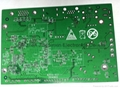 6 Layer PCB With 0.2mm Hole FR-4 Board
