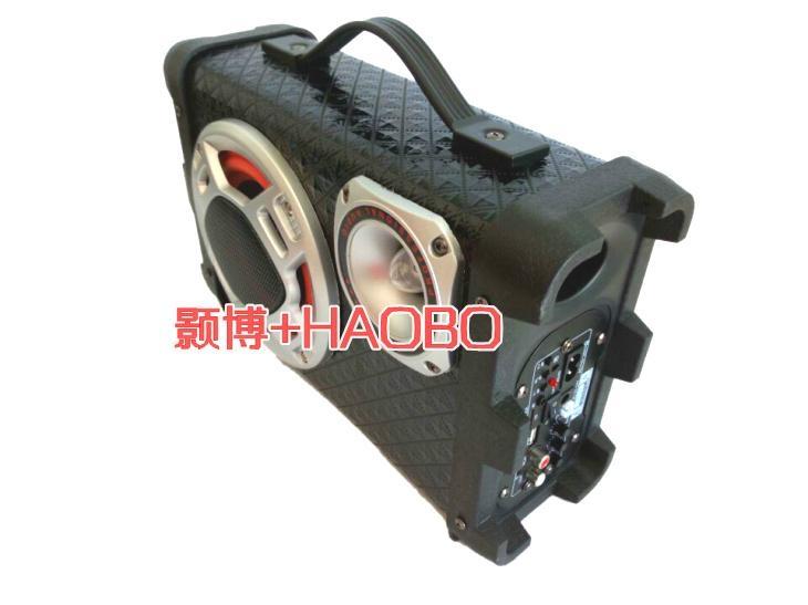 背包款220V低音炮 2