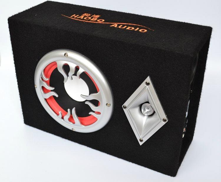8寸有源汽車音響12V 5