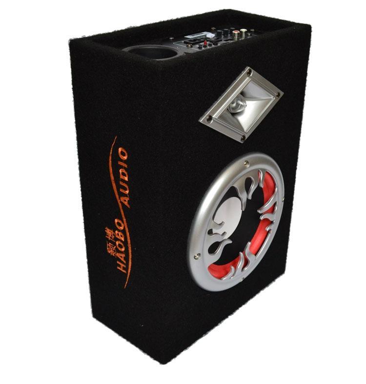 8寸有源汽車音響12V 4