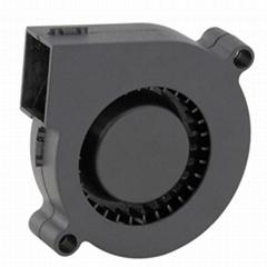 50 x 50 x15 mm 5015 plastic 5v 12v 24v DC blower fan OEM and ODM