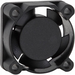 25 x 25 x 10 mm 2510 12v dc axial fan cooling with UL