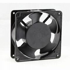 Five blades 120 x120 x38mm 1238 12038 4.5 inch 110V AC axial fan