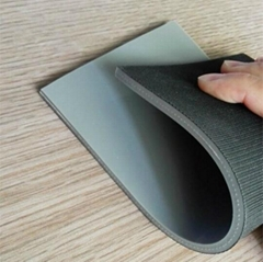 Silicone Rubber Sheets For Solar Panel Laminator