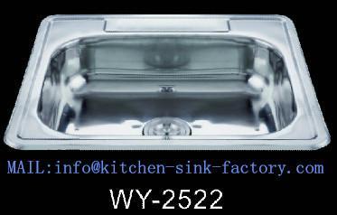 American Series Kitchen Sink WY-2522 1