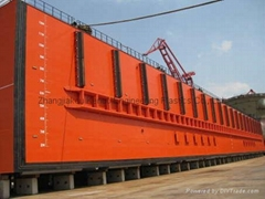 UHMWPE polyethylene sheet sliding & panel fenders for dock accessorie