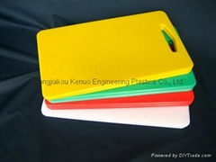uhmwpe cutting board  with light weight