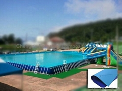 Steel Frame Pool Fabric