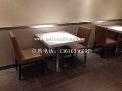 广州卡座沙发订做