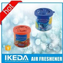 2015 hot sale car perfume natural and pure and fresh air freshener