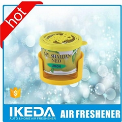 Natural essence produce Japan hot gel air freshener wholesale