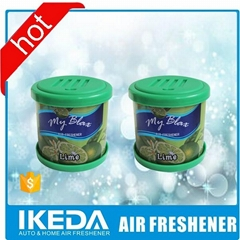 Custom fruit  flavour  air freshener bulk car perfume wholesale