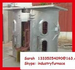 Coreless Medium Frequency Induction Furnace, Aluminum Melting