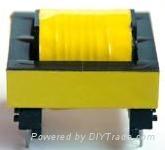 EE40 DC DC 12V to 220V 350W push pull transformer