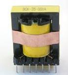 ER28 EC28 vertical 7+7  high frequency transformer