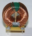 RANLO 2A 10uH AC common mode toroidal inductor