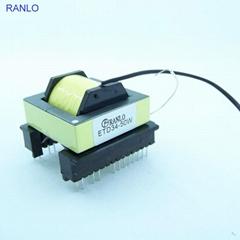 RANLO ETD34 15+15 定做 高頻開關電源變壓器