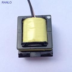 ETD34 7+7 ferrite core power transformer