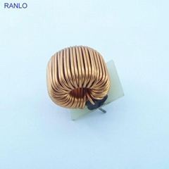 RANLO 15A 30uH large power choke EMI filter