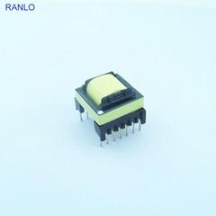 RANLO EE16 臥式 7+7 高頻變壓器
