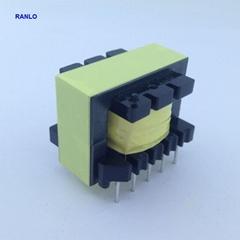 RANLO EE19 5+5 vertical DC DC ferrite core HF transformer