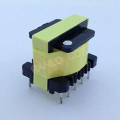 RANLO EE22 立式 5+5 DC DC 開關電源高頻變壓器