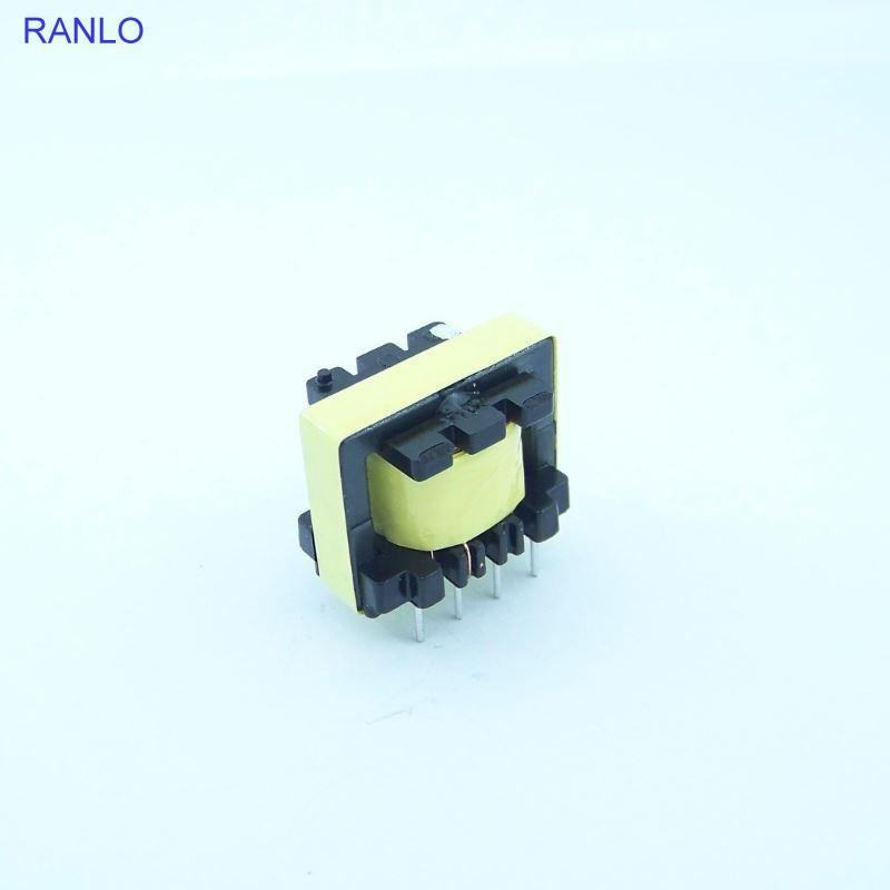 RANLO EE25 4+4 vertical smps  HF transformer
