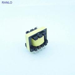 RANLO EE25 4+4 4+5 立式高频开关电源变压器定制打样