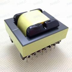 RANLO EE40 EI40 臥式 7+7 高頻開關電源變壓器