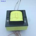 RANLO EE65 2500W large power transformer pulse transformer