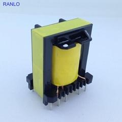 RANLO EC2834  立式 6+6 高频电源变压器
