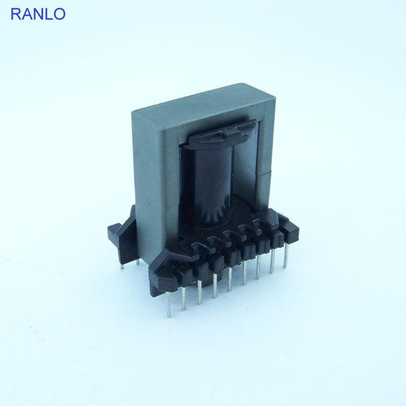 RANLO EC2834 9+9 vertical switch power supply transformer