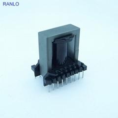 RANLO EC2834  立式 9+9  高频电源变压器