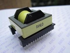 RANLO EC2834 臥式 6+9  高頻電源變壓器