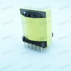 RANLO 高频开关电源变压器 EC3542 立式 5+5 6+6 7+7