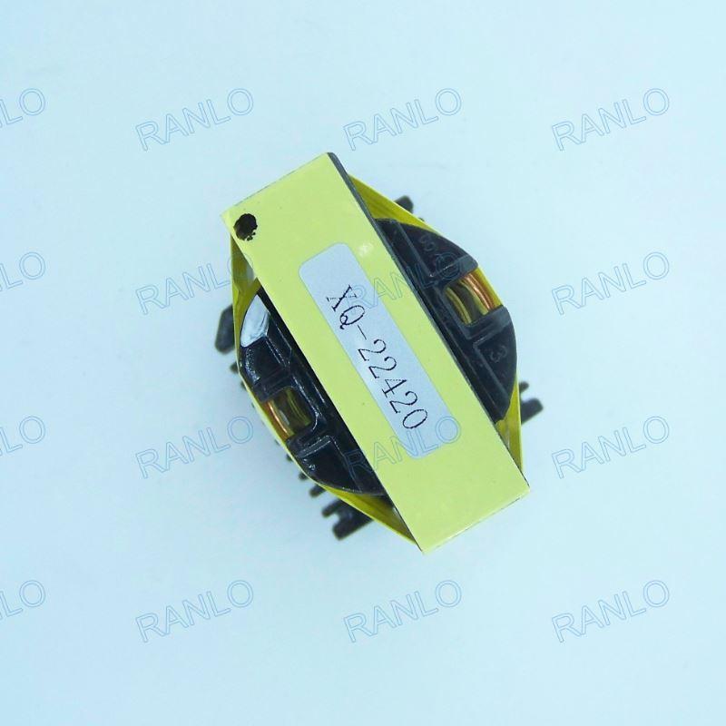 RANLO 高頻開關電源變壓器 EC3542 立式 5+5 6+6 7+7 2