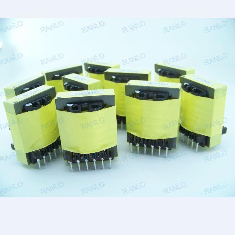 RANLO 高頻開關電源變壓器 EC3542 立式 5+5 6+6 7+7 5