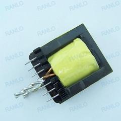 EC4215 7+7 立式 开关电源高频变压器