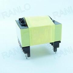 EC4220 ER4220  8+8 臥式 高頻開關電源變壓器
