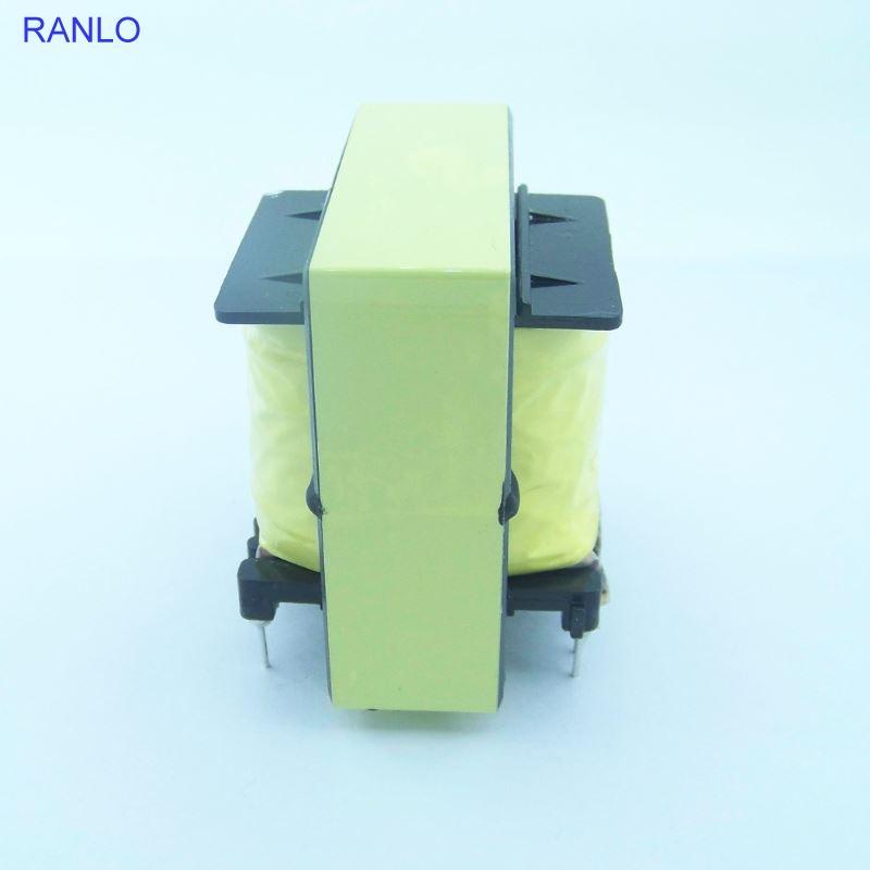 RANLO EE55 高频开关电源变压器打样定制 立式 7+7  2