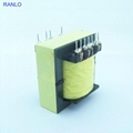 RANLO EE55 switching power supply transformer pulse transformer vertical 7+7