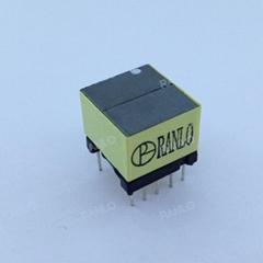 EP13 5+5 DC power transformer HF transformer pulse transformer