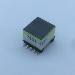 EP13 WE750311624 脈衝變壓器開關電源變壓器高頻變壓器