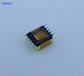 EPC13 SMD 4slot 5+5  power transformer HF transformer pulse transformer