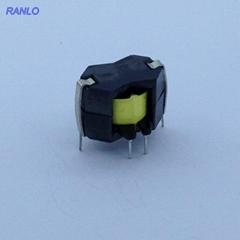 RM6 2+2 Mosfet drive transformer SMPS transformer pulse transformer