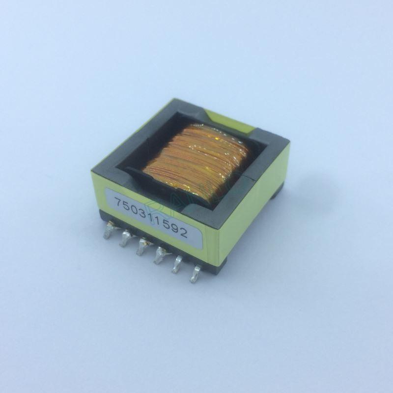 EFD25 6+6 脈衝變壓器開關電源變壓器高頻變壓器 1
