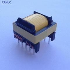 EF2017 5+5 Switching regulator HF transformer pulse transformer