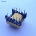 EF2017 5+5 Switching regulator HF transformer pulse transformer