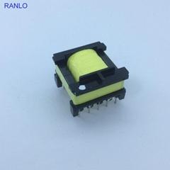 EF20 5+5 horizontal SMPS power transformer pulse transformer