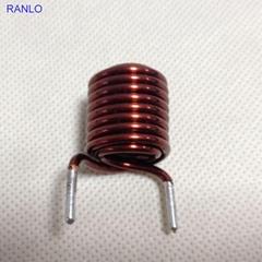 1.8uH 大电流空心扼流圈空心线圈